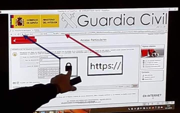 Programa Mayor Seguridad de la Guardia Civil